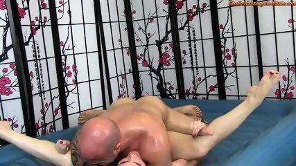 Erotic Essential Oil Massage - scene 12