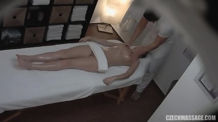 Massage For Amateur Lady - scene 5
