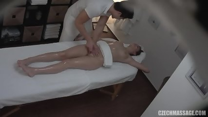 Massage For Amateur Lady - scene 7
