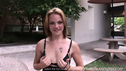 Public Nudity With Coed - scene 2
