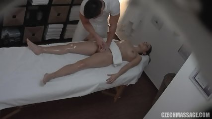 Fucking On Massage Table - scene 5