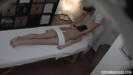 Sex With Horny Masseur - scene 2