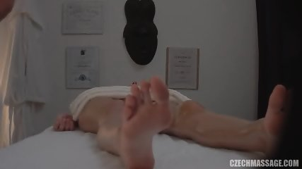 Sex With Horny Masseur - scene 4