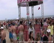 Bikini Beach Party - scene 1