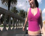 Naked In Public - Short Skirt - scene 4