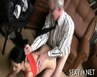 Teacher Pounds Babe Senseless - scene 8