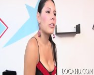 Drilling By A Toy And Thick Cock - scene 2