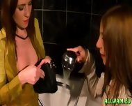Taking A Fully Clothed Bath - scene 1