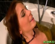 Taking A Fully Clothed Bath - scene 10