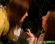 Taking A Fully Clothed Bath - scene 2