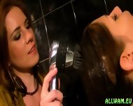 Taking A Fully Clothed Bath - scene 7
