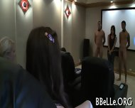 Lively And Wild Gangbang - scene 1