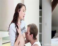 Teenage Chick Rides Dick - scene 3