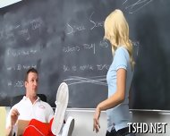 Dirty Act With Schoolgirl - scene 1