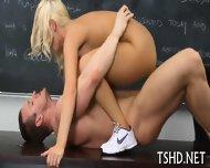 Dirty Act With Schoolgirl - scene 8