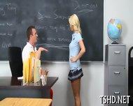 Dirty Act With Schoolgirl - scene 2