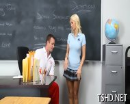 Dirty Act With Schoolgirl - scene 4