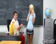 Dirty Act With Schoolgirl - scene 5