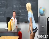 Dirty Act With Schoolgirl - scene 6