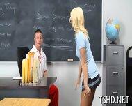 Dirty Act With Schoolgirl - scene 6