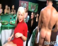 Salacious Blowjob Party - scene 6