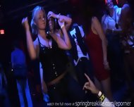 Up The Skirt In The Club - scene 10