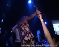 Up The Skirt In The Club - scene 11