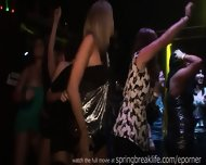 Up The Skirt In The Club - scene 3