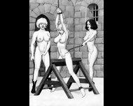 Dungeon Terrors Bdsm Hardcore Art - scene 4