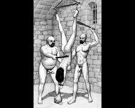 Dungeon Terrors Bdsm Hardcore Art - scene 7
