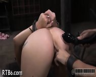 Painful Facial Torture For Babe - scene 3