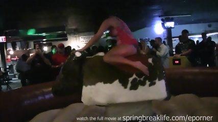 Lingerie Bull Riding - scene 8