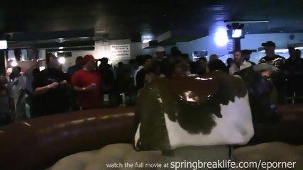 Lingerie Bull Riding - scene 9