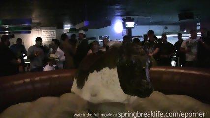 Lingerie Bull Riding - scene 12