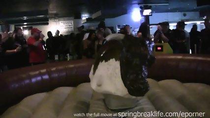 Lingerie Bull Riding - scene 6