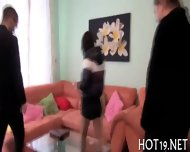 Cute Girl Gets Banged - scene 5
