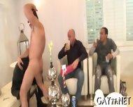 Sucking A Huge Stripper Cock - scene 1