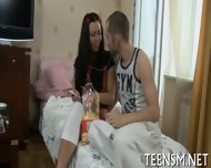 Erect Schlong Needs Tight Twat - scene 2