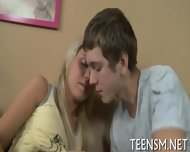 Skinny Teen Trains Her Snatch - scene 4