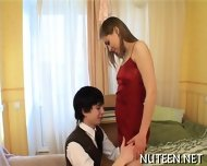 Sizzling Hot Pussy Drilling - scene 1