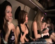 Limo Ride With Hot Chicks - scene 5