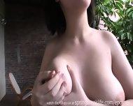 Emo Girl Gets Naked - scene 9