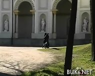 Lusty Sucking Of Giant Knockers - scene 7