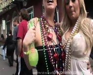 Mardi Gras Street Action - scene 12