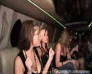 Limo Ride To Club - scene 1
