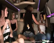 Limo Ride To Club - scene 9