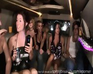Limo Ride To Club - scene 10