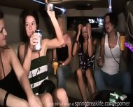 Limo Ride To Club - scene 4