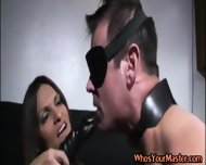 Submissive Guy Spanked And Femdom Fucked - scene 10