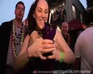 Flashing At Mardi Gras - scene 11
